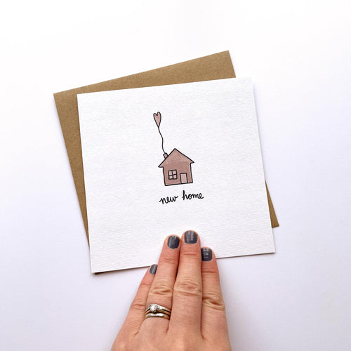 Greeting Card | New Home