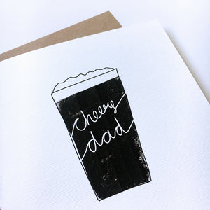 Father's Day: Cheers dad