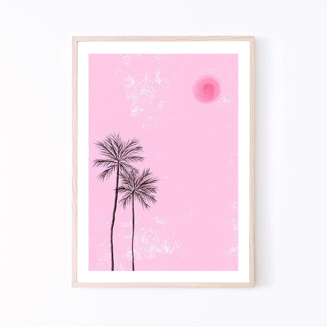 'Endless Summer' art print