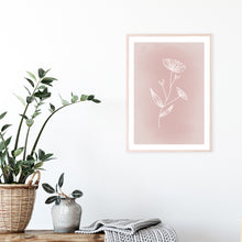 Load image into Gallery viewer, Floral haze art print