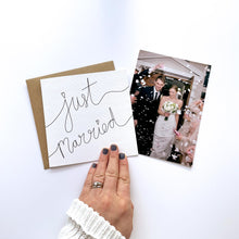 Load image into Gallery viewer, Greeting Card | Just Married