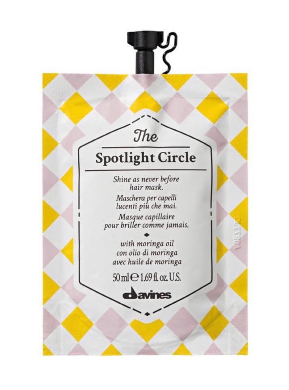 Davines Spotlight Circle Treatment
