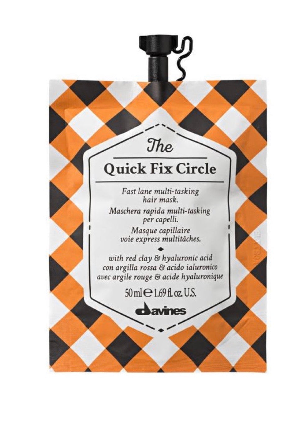 Davines Quick Fix Circle Treatment