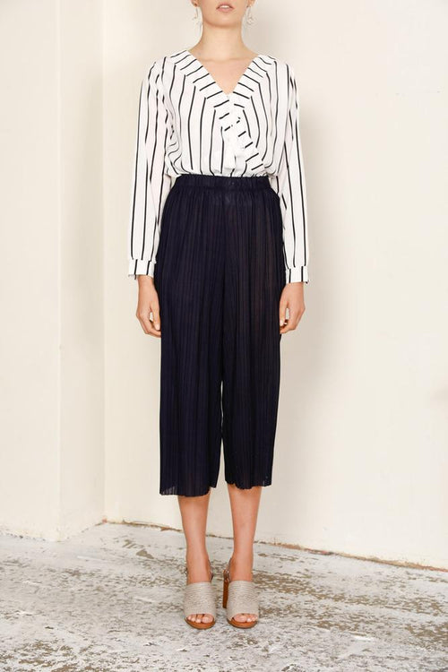 BREAKER PLEATED PANTS - PRE ORDER