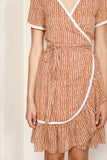 ESSENCE WRAP DRESS - PRE ORDER