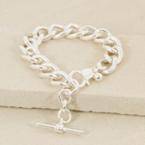 ALLOY CHAIN BRACELET
