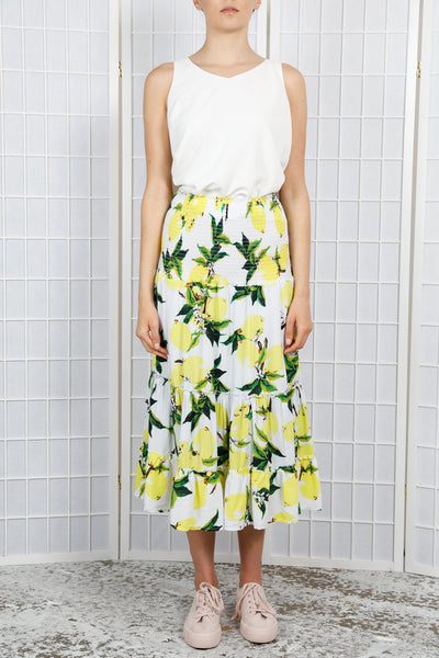 LEMON MULTIWAY SKIRT DRESS
