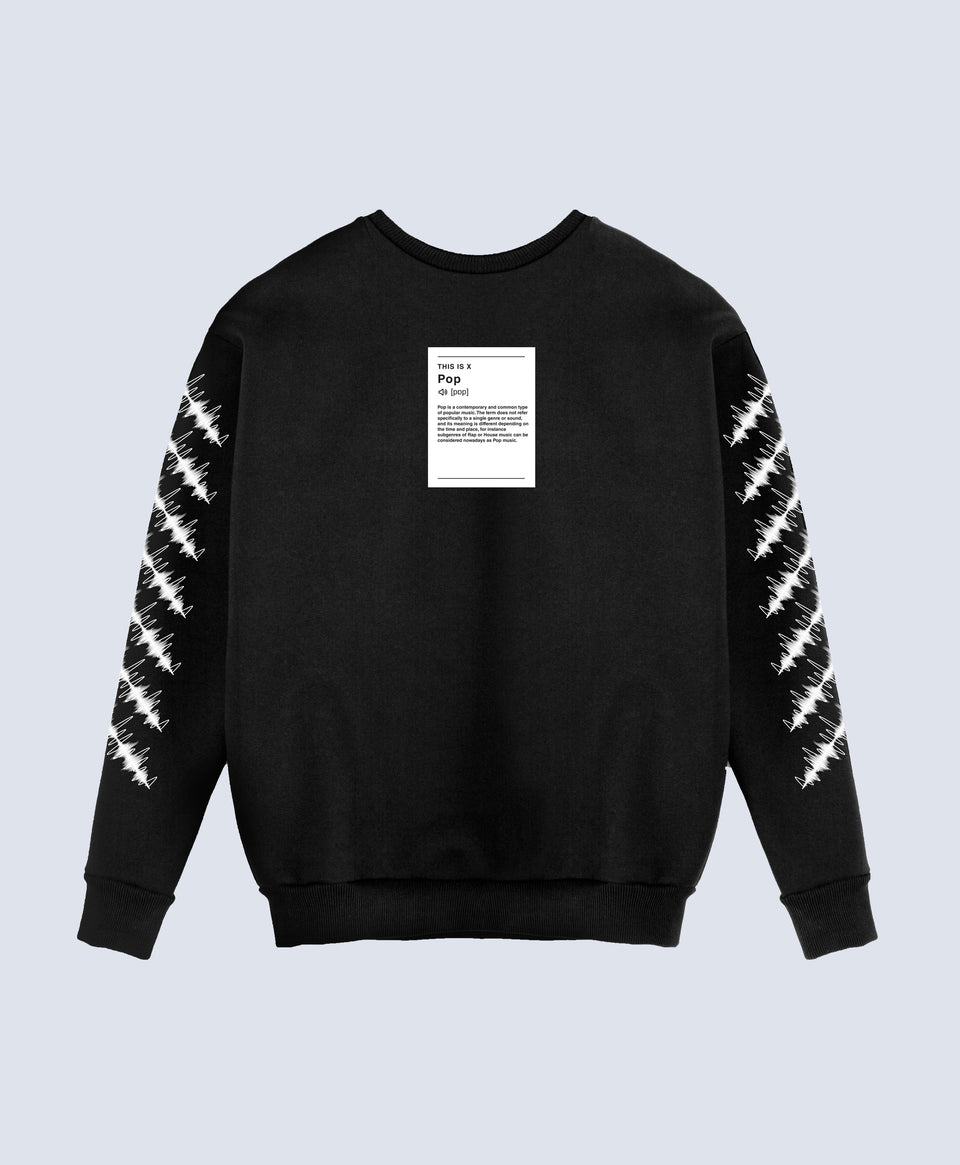 Definition Sweater - Pop