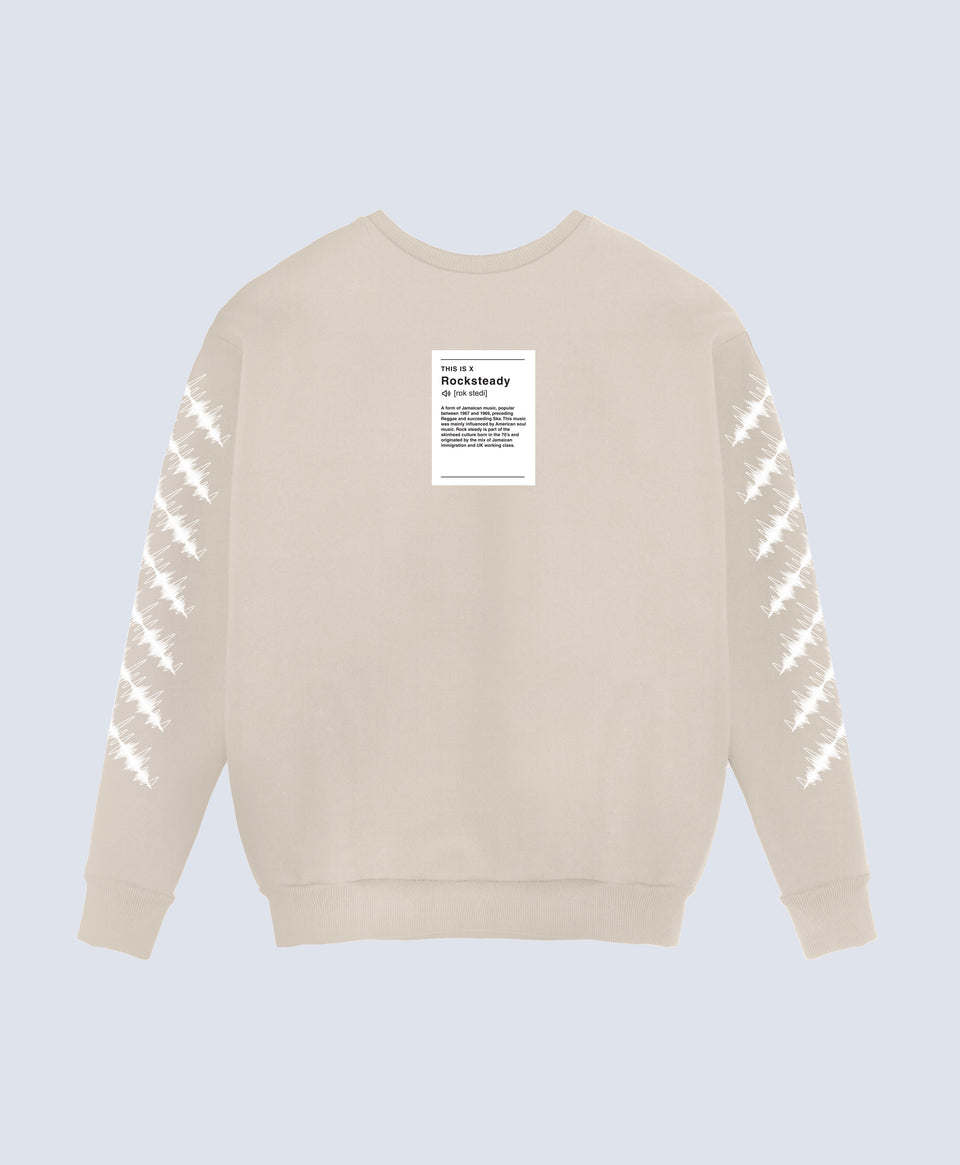 Definition Sweater - Rocksteady