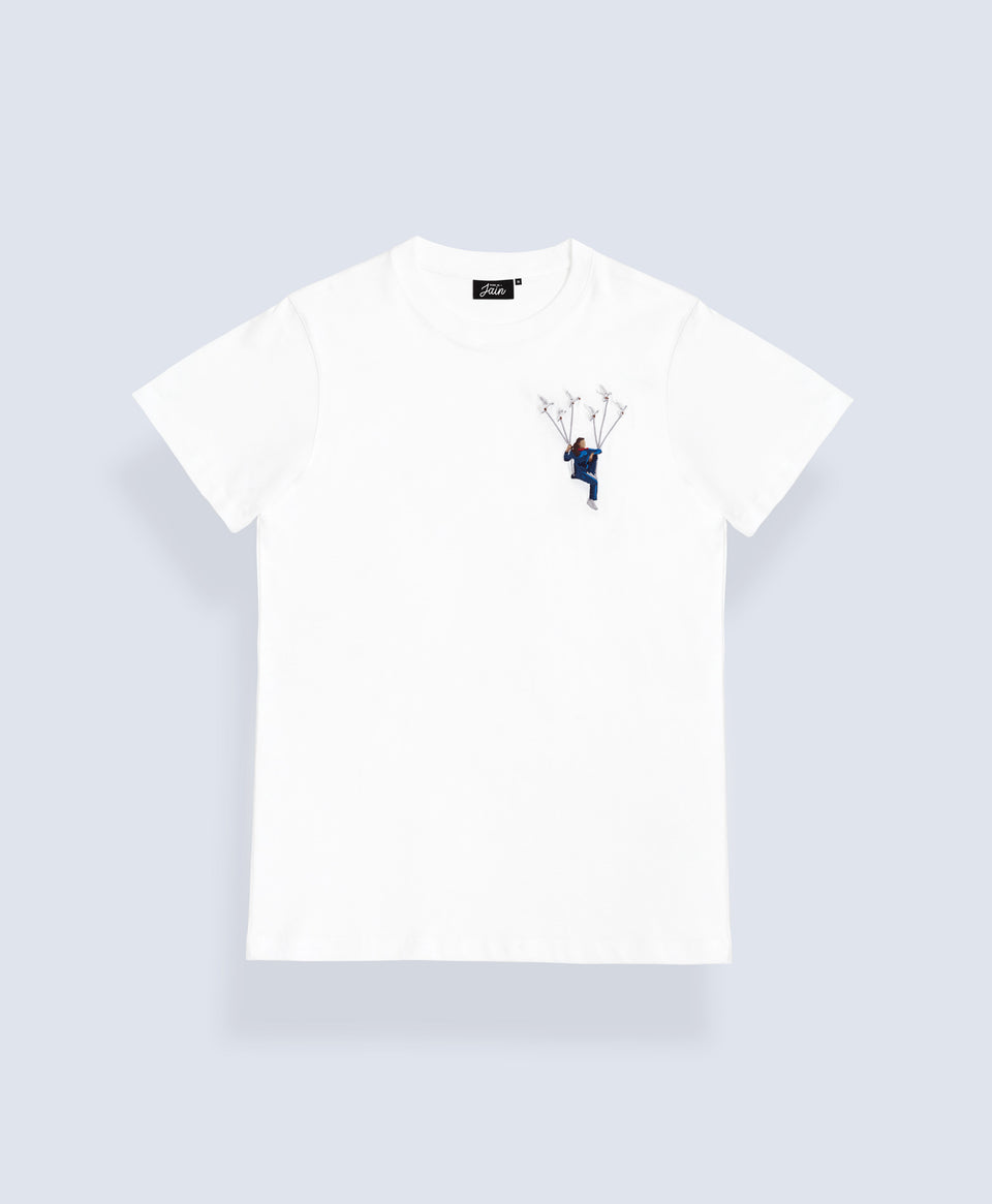 Jain 'Alright' T-shirt White