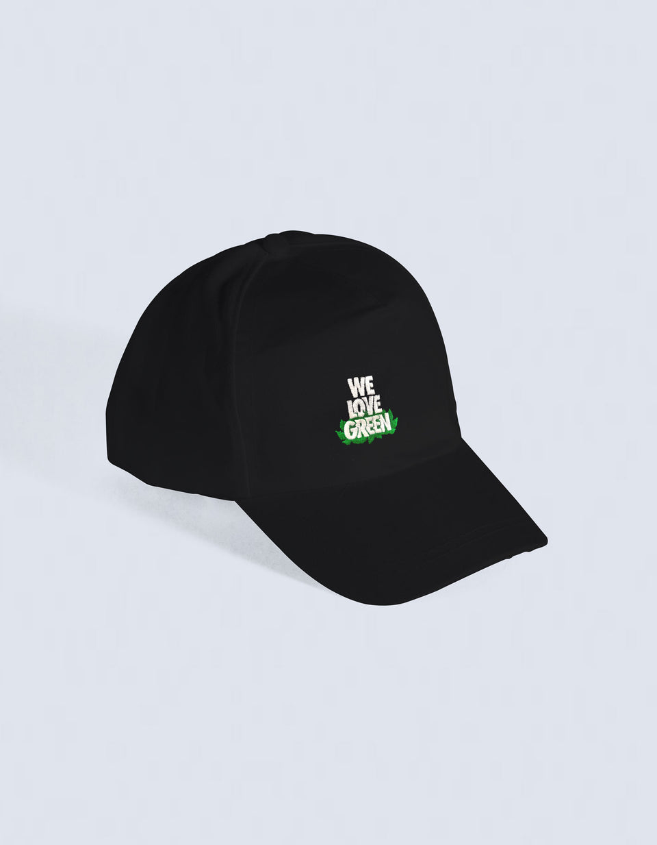 We Love Green Logo Cap