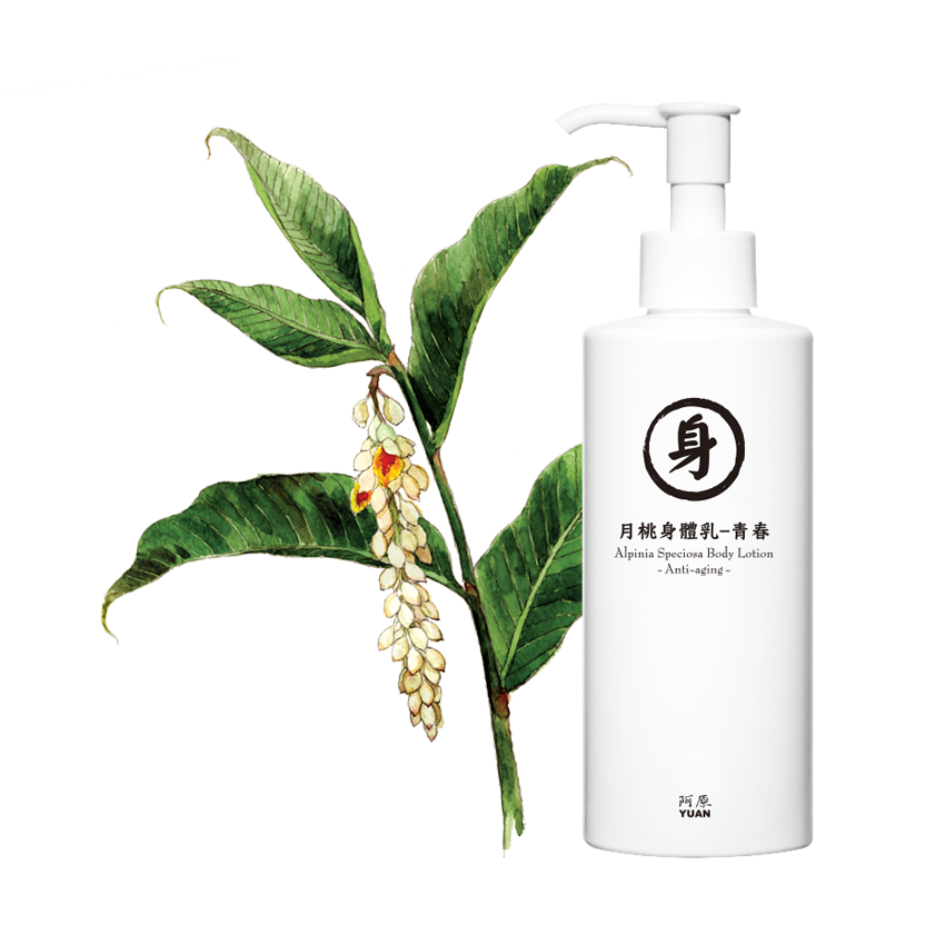 Alpinia Speciosa Body Lotion - Nourishing