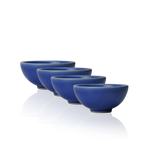 Misty Blue Teacups (4 pcs)