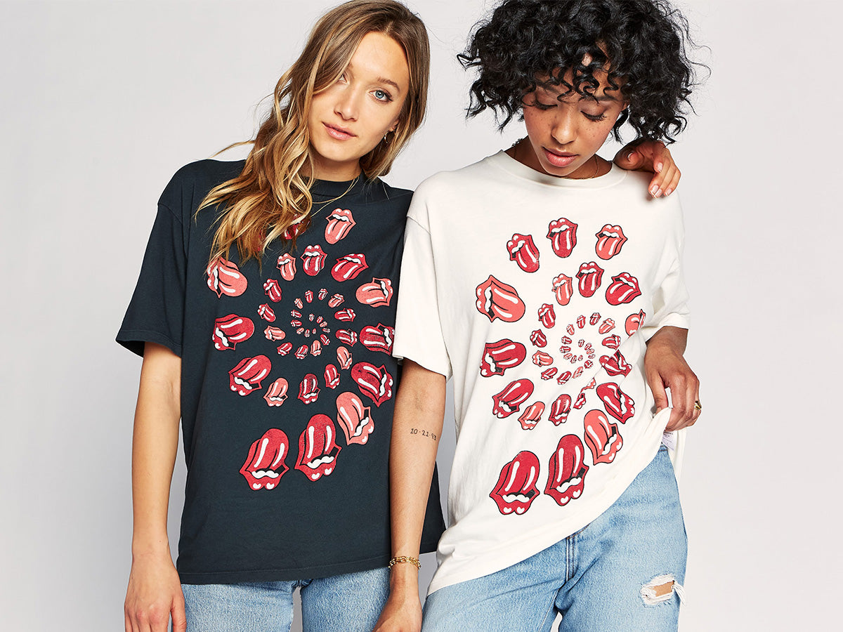 The Rolling Stones Bigger Bang Weekend Tee