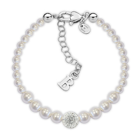 Related product : Bracciale perle Swarovski degradè