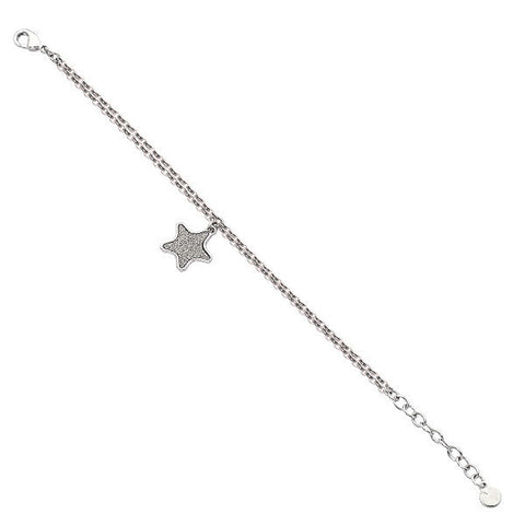 Related product : Bracciale con charm a stella