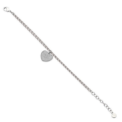 Related product : Bracciale con charm a cuore