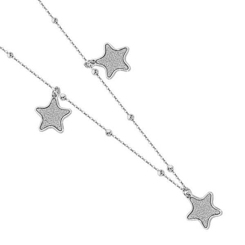 Related product : Collana con stelle glitterate