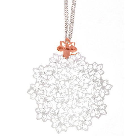 Related product : Collana in argento bicolor