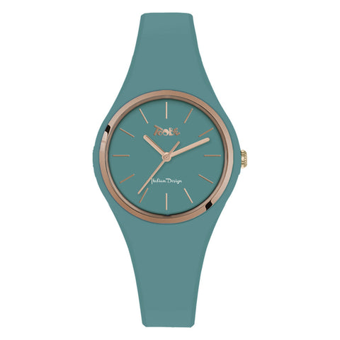 Related product : Orologio donna in silicone anallergico carta da zucchero e ghiera rosata