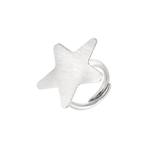 Related product : Anello regolabile con stella
