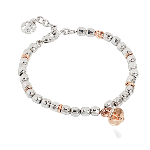 Related product : Bracciale beads con ciuccio rosato