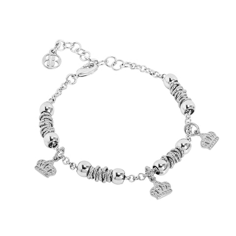 Related product : Bracciale beads con corone zirconate
