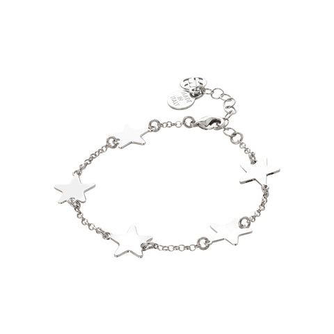 Related product : Bracciale con stelle lucide passanti