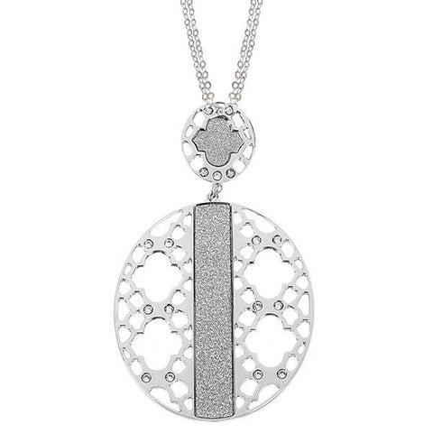 Related product : Collana con decoro zellige e Swarovski