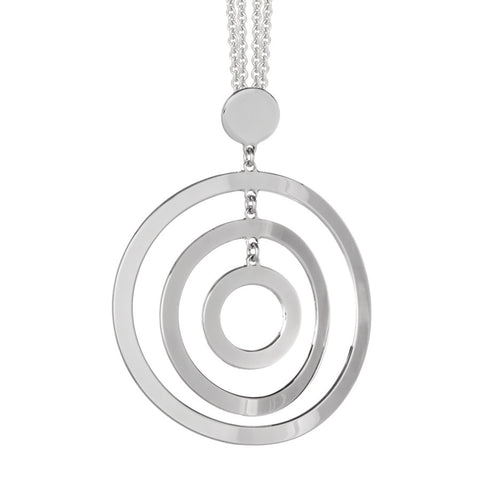 Related product : Collana con maxi pendente multicentrico