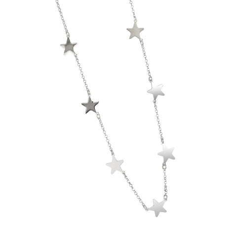 Related product : Collana con stelle lucide passanti