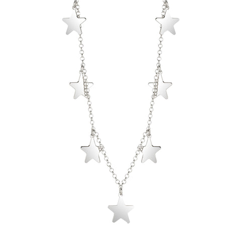 Related product : Collana con stelle pendenti lucide