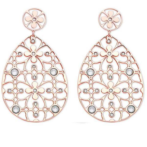 Related product : Orecchini in bronzo e cristalli Swarovski crystal