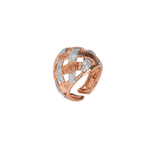 Related product : Anello con decoro in glitter silver