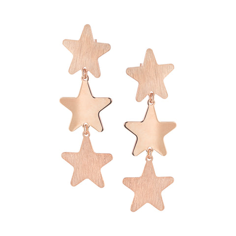Related product : Orecchini pendenti con stelle