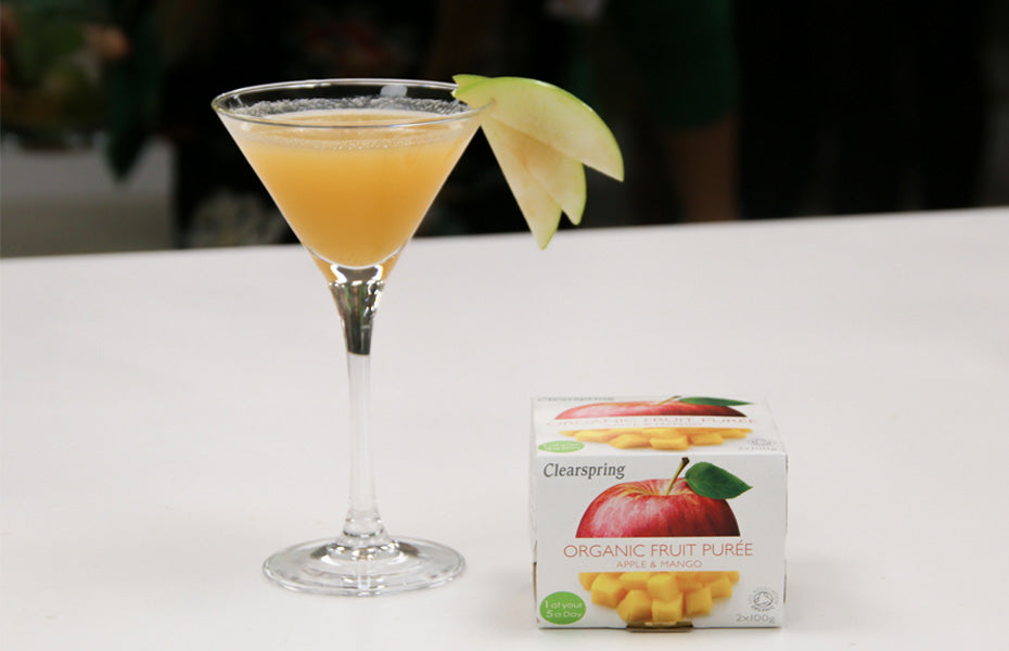 Apple & Mangotini - Cocktail
