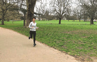 Lisa Dawson from Clearspring is running the Brighton Marathon 2019 for The Vegan Society