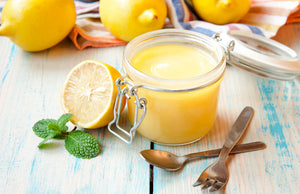 Vegan Lemon Curd