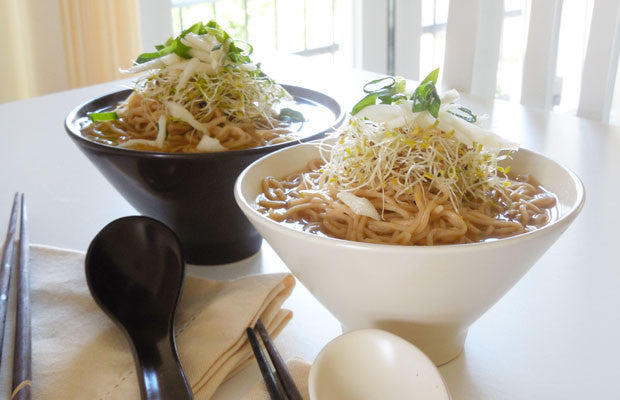 how to cook japanese ramen