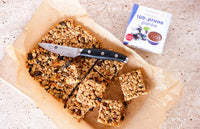 Prune & Coconut Flapjacks