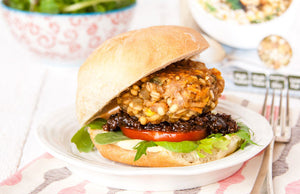 Quick Cook Organic Grains & Pulses Burgers