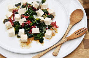 Sea Vegetable & Tofu Salad