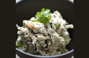 Shira Ae - Vegetables with Tofu Dip