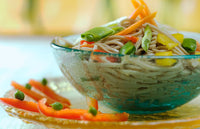 Spicy Soba Salad