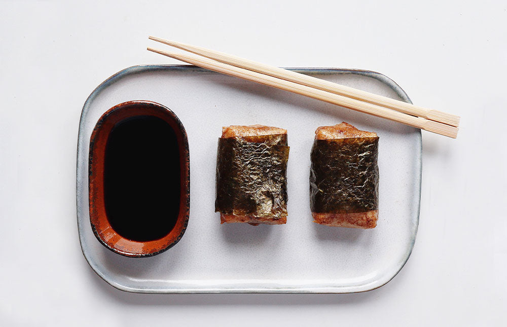 Isobeyaki – Mochi Dipped in Soy Sauce and Wrapped in Nori