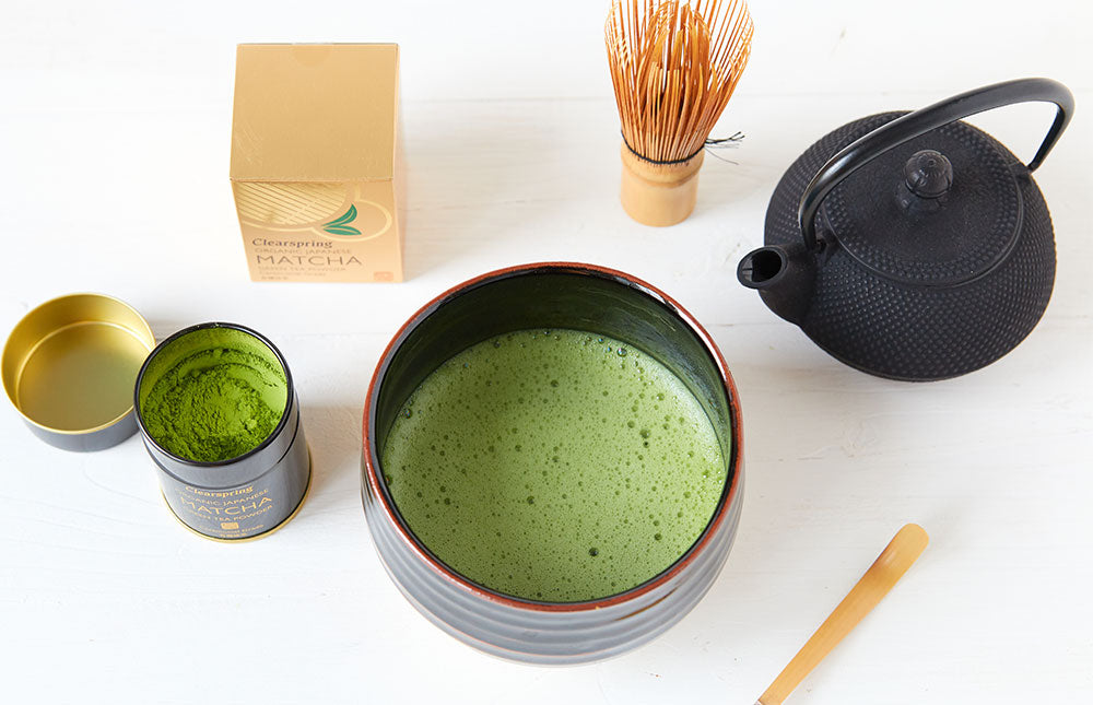 How to make the Perfect Matcha Green Tea at home