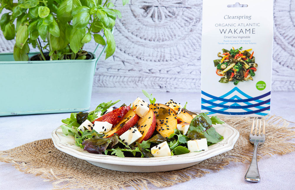 Atlantic Wakame Tofu Salad