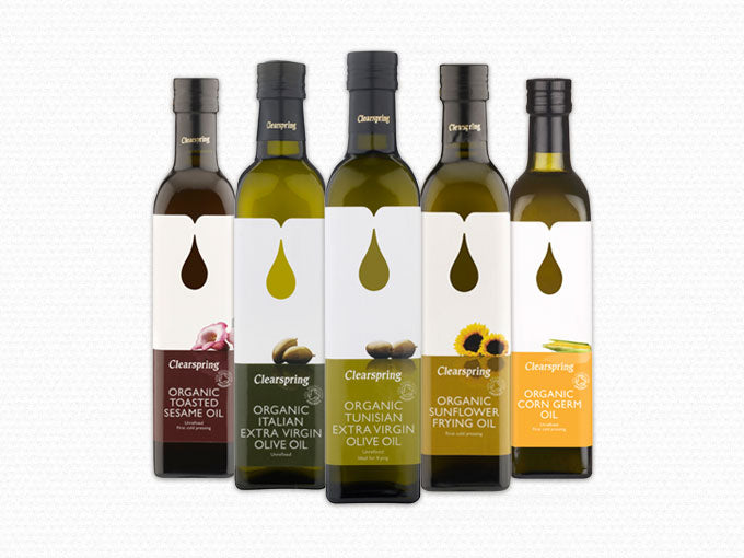 Nut Free Cold Pressed Oils
