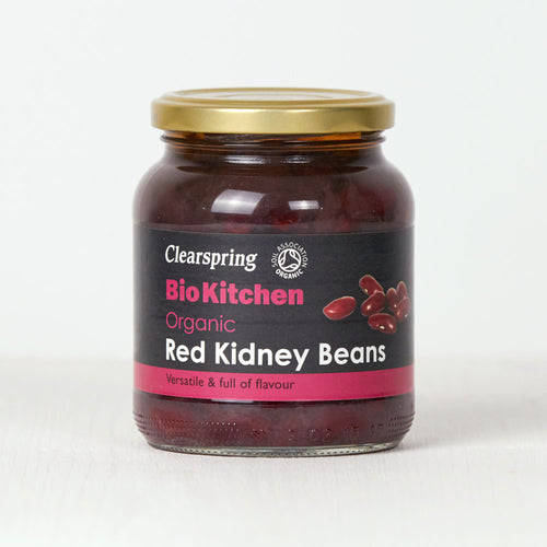 Bio Kitchen Organic Red Kidney Beans