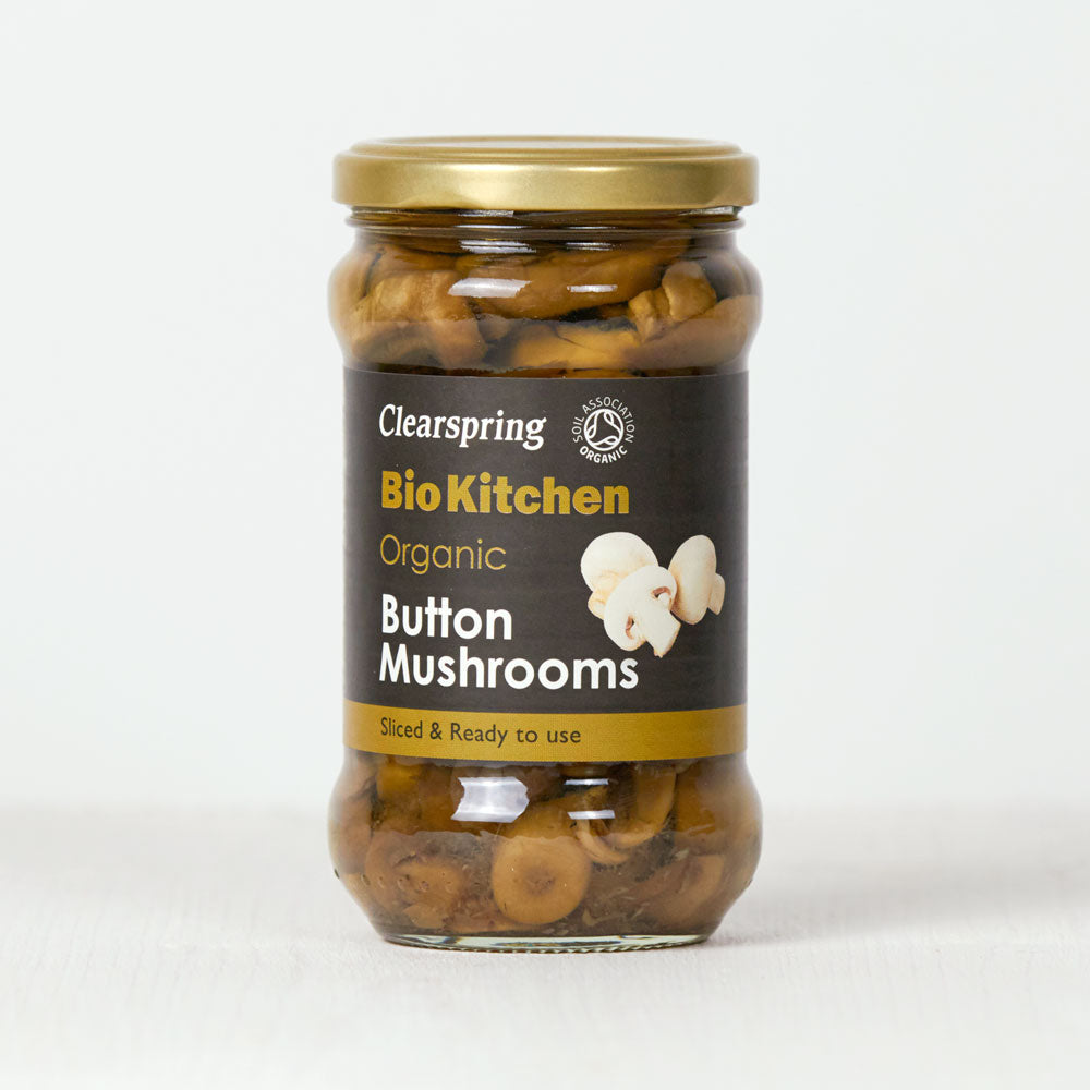 Bio Kitchen Organic Button Mushrooms
